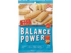 ハマダ バランスパワー 北海道バター味 袋2本×6