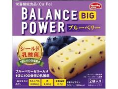 ハマダ バランスパワービッグ ブルーベリー 箱2本×2