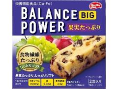 ハマダ バランスパワービッグ 果実たっぷり 箱2本×2