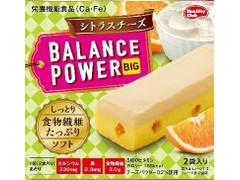 ハマダ バランスパワー シトラスチーズ