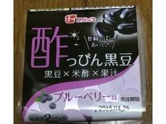 フジッコ 酢っぴん黒豆 ブルーベリー味 パック65g×2