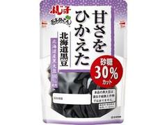 フジッコ おまめさん 甘さをひかえた 北海道黒豆