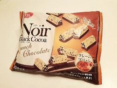 YBC ノアール クランチチョコクレームブリュレ 袋12個