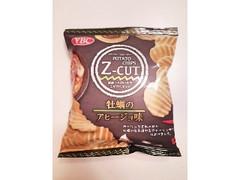 YBC ポテトチップス ZーCUT 牡蠣アヒージョ味 袋60g
