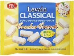 YBC ルヴァンクラシカルクラッカークランチ 瀬戸内レモン 袋92g