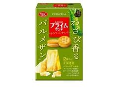 YBC ルヴァンプライムサンドミニ わさび香るパルメザン味