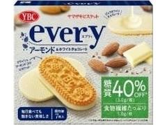 YBC エブリィ アーモンドビスケット&ホワイトチョコレート