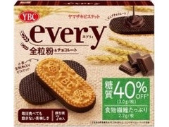 YBC エブリィ 全粒粉ビスケット&チョコレート