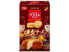YBC ルヴァンプライムサンドミニ 燻製チーズ味