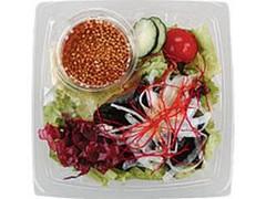 ローソン 叙々苑監修 ごまドレの特製サラダ