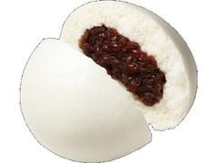ローソン 北海道小豆の粒あんまん