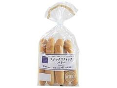 ローソン セレクト スナックスティック バター 袋6本