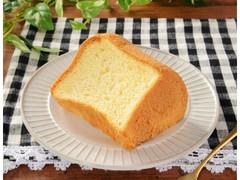 ローソン 大豆粉のバニラシフォンケーキ