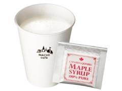 ローソン MACHI cafe' ホットメープルミルク