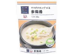 ローソン セレクト サラダチキンでつくる参鶏湯