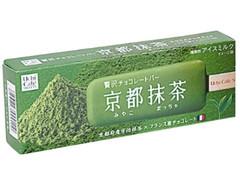 ローソン Uchi Cafe' SWEETS 贅沢チョコレートバー 京都抹茶