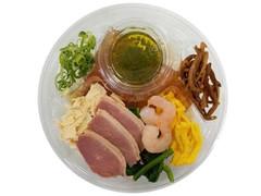ローソン 揖保乃糸湯葉と鴨の素麺