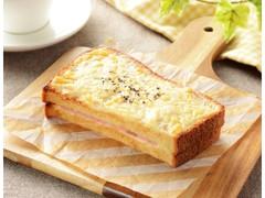 ローソン クロックムッシュ~ブラン入り食パン使用~