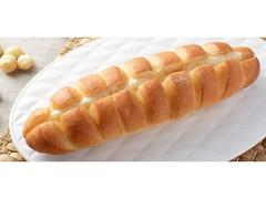 ローソン ちぎれるマカダミアナッツフランスパン