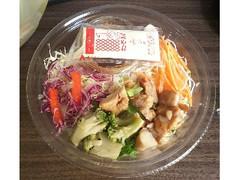 ローソン 1食分の野菜と照焼チキンのパスタサラダ