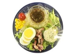ローソン ベーコンとおつまみポテトのパスタサラダ