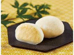 ローソン Uchi Cafe' SWEETS × 八天堂 カスタードくりーむ大福
