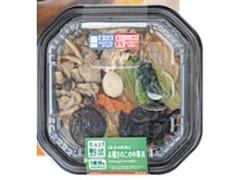 ローソン 1食分の野菜と4種きのこの中華丼