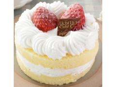 ローソン Uchi Cafe' SWEETS 苺のミニホールケーキ