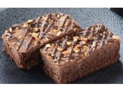ローソン MACHI cafe' チョコとナッツのブラウニー 2個