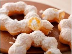 ローソン 雪ミク もっちホワイトリングドーナツ