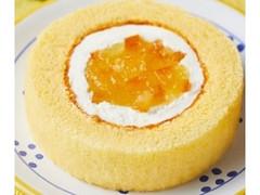 ローソン スイーツ甲子園 晩柑ロールケーキ