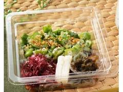 ローソン オクラと沖縄県産もずくのネバネバサラダ