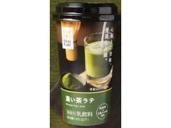 ローソン ウチカフェ 濃い茶ラテ 200ml