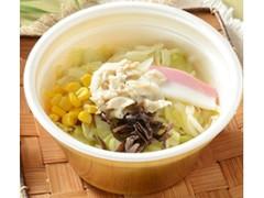 ローソン 豆乳仕立てのちゃんぽん春雨スープ