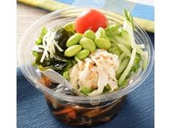 ローソン 沖縄県産もずくのつるるんサラダ