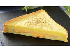 ローソン フレンチトーストハムチーズ