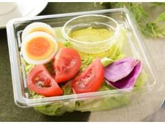 ローソン 高リコピントマトとたまごのサラダ
