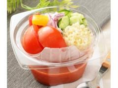 ローソン NL 食べる冷製スープ 高リコピントマト