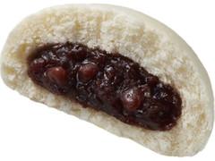ローソン 北海道小豆のつぶあんまん