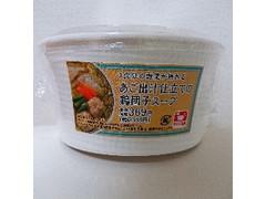 ローソン あご出汁仕立ての鶏団子スープ