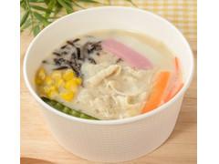 ローソン 9種具材のちゃんぽんスープ
