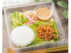 ローソン ピリ辛肉味噌の豆腐デリサラダ