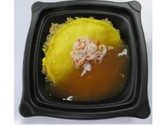 ローソン ふんわり玉子の天津炒飯