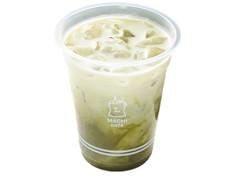 ローソン MACHI cafe' アイス抹茶ラテ