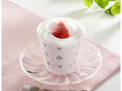 ローソン CUPKE とろけるクリームの苺ショート