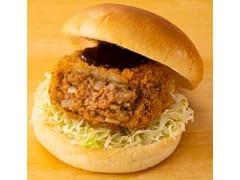 ローソン まちかど厨房 DAIZU MEATのメンチカツバーガー