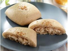 ローソン NL 大麦のしっとりパン サラダチキン