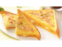 ローソン フレンチトースト 4種のチーズとトマトソース
