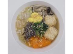 ローソン 食べるスープ 肉団子の中華スープ