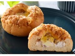 ローソン NL 大麦の蜂蜜とクルミのチーズパン